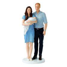 Royal Doulton PRINCE GEORGE Royal Birth Figurine HN5716 LIMITED EDITION RRP £150