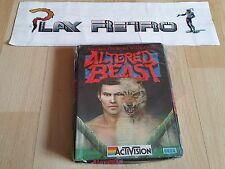 Msx altered beast sealed spanish edition