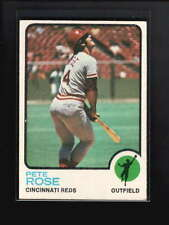 1973 TOPPS #130 PETE ROSE EX-MT D6529