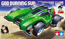 Mini4wd God Burning Sun MA Chassis - Item 18644 Tamiya