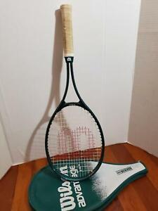 Wilson Advantage  Super High Beam Series Tennis Racket Cover Fiber Glass Frame