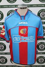 maglia calcio shirt maillot trikot camiseta CATANIA TG L 2005-06