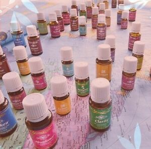 Young Living Essential Oils ~ New Factory Sealed ~ 5ml & 15ml ~ Free Shipping