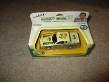 ERTL Harry Gant #33 Motorized Pullback Race Car 1:43 Scale MIB See My Store