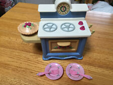 FISHER PRICE BRIARBERRY BEAR STOVE / OVEN