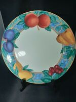 "Victoria & Beale Casual FORBIDDEN FRUIT #9024 12"" Chop Plate/Round Platter"