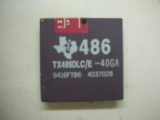 Cpu Texas Instrument TX486DLC/E-40GA socket 132