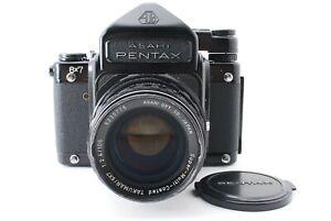 = Excellent = Pentax 67 6x7 No MUP TTL Finder 105mm f/2.4 Lens From JPN #852926