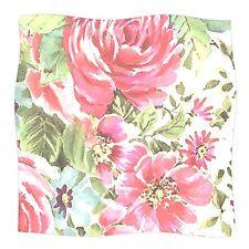 Kess InHouse Designs Rose Fleece Blanket, So Soft & BIG 90 x 90, Retail $119