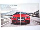 Publicidad AUDI RS 5 / Anuncio Advert Publicite Reklame Car Quattro Spanish Ad