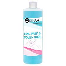 Daabz Nail Prep & Smalto Asciuga Smalto Gel Cleanser Detergente Uv Led Manicure 250ml
