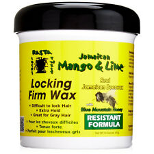 [JAMAICAN MANGO & LIME] LOCKING FIRM WAX RESISTANT FORMULA 16OZ