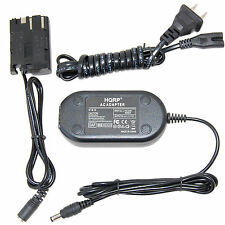 Kit AC Power Adapter and DC Coupler for Canon ACK-E2, EOS Series Digital Cameras