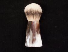 Shaving brush - Genuine horn - Buy as genuine image + 31 mm (No.57)