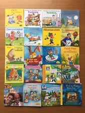 20 kleine Kinderbücher - Pixi Pestalozzi Panini Benny Blu Mini-Bilerspaß