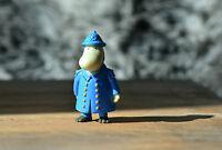 RARE Moomin Plastic Figure Moomin Valley Police Official Genuine Moomins