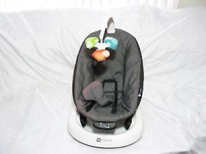 4moms Mamaroo Baby Swing 2015 Model 1029  with toy and manual