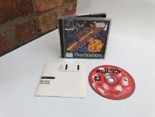Playstation 1 - BALLBLAZER CHAMPIONS - PAL Uk! (PS1/2/3) - No Manual / VERY RARE