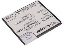 UK Battery for Alcatel OT-986 CAB16D0001C1 CAB16D0003C1 3.7V RoHS