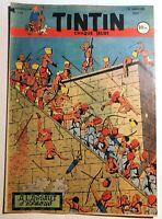 Journal TINTIN n° 116 du 11 janvier 1951. Très Bel état. Couverture MARTIN Alix