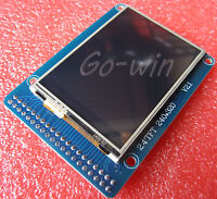1PCS New 2.4 inch TFT LCD module Display with touch panel SD card 240x320