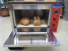 Pizzaofen Brotbackofen Pizzaforni GGF Micro h22 22cm hohe Kammer mit Fenster NEU