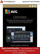 AVG Ultimate 2017 - 1 Year/Illimitato Dispositivi - AVG DISTRIBUTORE