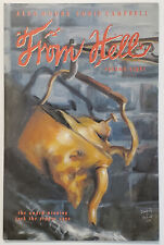 From Hell #8 (1995, Kitchen Sink) Fn Alan Moore Eddie Campbell Volume Eight