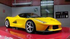 Voitures, camions et fourgons miniatures jaunes Hot Wheels pour Ferrari