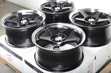 "15"" Effect Wheels Rims Miata Integra Aveo Geo Prizm Escort Civic Prelude Sephia"