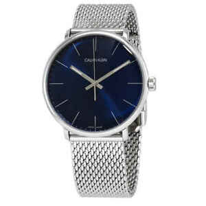 Calvin Klein High Noon Quartz Blue Dial Men's Watch K8M2112N