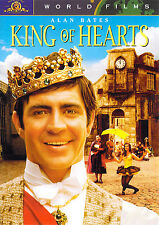KING OF HEARTS (DVD, 2001) - NEW RARE DVD