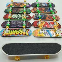 Mini Small Deck Finger Board Skateboards Boy Kids Children Fascinating Toys Gift