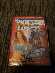 The Biggest Loser: The Workout - Last Chance Workout (DVD) New in Wrapper