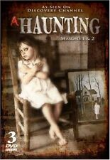 NEW A Haunting: Complete Seasons 1 and 2 (DVD)