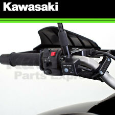 NEW 2010 - 2016 GENUINE KAWASAKI VERSYS 650 HEATED GRIP KIT 99994-0193