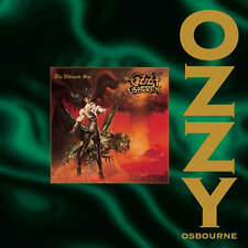 OZZY OSBOURNE - The Ultimate Sin - CD