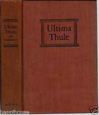 Ultima Thule 1929 Henry Handel Richardson