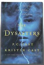 The Dysasters PC Cast Kristin Cast hardcover young adult first edition