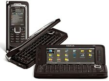 Nokia  E90 Communicator - Mokka Smartphone /Klapphandy