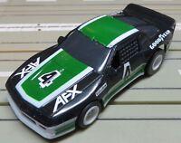 Pour H0 Circuit Routier Électrique Course Modellbahn Camaro avec Tomy Moteur