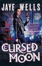 Cursed Moon: Prospero's War: Book Two, New, Wells, Jaye Book