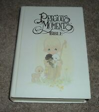 1978 PRECIOUS MOMENTS Holy Bible Catholic Edition English Version w/Apocrypha