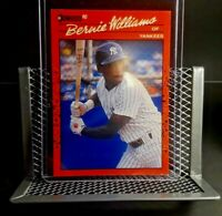 1990 Bernie Williams Rookie Card # 689 FREE Shipping