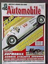 The AUTOMOBILE Magazine - September 2001 - Super Snipe,Austin,Hupmobile  + more