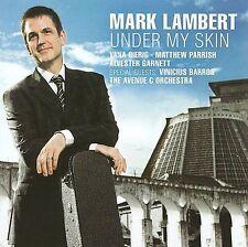Under My Skin - MARK LAMBERT - 10 TRACK MUSIC CD - NEW SEALED - H238
