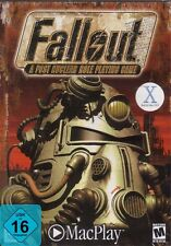 Mac:  Fallout - A Post Nuclear Role Playing Game