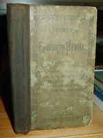 c. 1885 The Epworth Hymnal, Standard Hymns of the Church, Songs Sunday-School