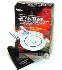 Furuta Star Trek 2 USS Enterprise NCC-1701-D Spaceship Display Model ST2_14+B