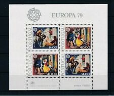 Europa CEPT 1979 Post & Telecommunications S/S MNH Portugal